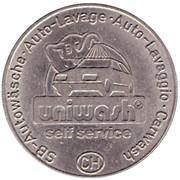 1 Unichip - Uniwash (Haag) – reverse