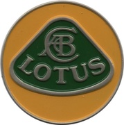 Shopping Cart Token - Lotus Cars – obverse