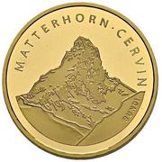 50 Francs (Matterhorn) -  reverse