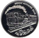 20 Francs (Brienz-Rothorn Railway) – obverse