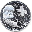 20 Francs (Henri Dunant) – obverse