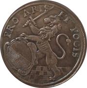 Medallette - Zürich – obverse