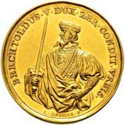10 Ducat - Reformation in Bern – obverse