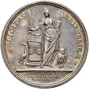 Sechzehnerpfennig (Bern) – reverse