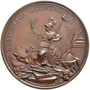 Medal of Merit (Bern) – obverse
