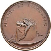 Medal of Merit (Bern) – reverse