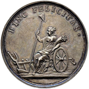Medal of Merit (Canton of Bern) – obverse
