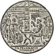 Medal (Canton of Bern) – obverse