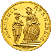 8 Ducat - Medal of Merit (Bern) – obverse