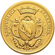 24 Ducat Medal of Merit (Canton of Bern) – obverse