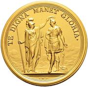 24 Ducat Medal of Merit (Canton of Bern) – reverse