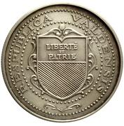 Medallion - Canton of Vaud – obverse