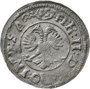 15 Kreuzer - Albig VII. (Kipper) – reverse