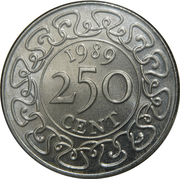 250 Cents – reverse