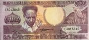 100 Gulden – obverse