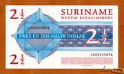 2½ Dollar – reverse