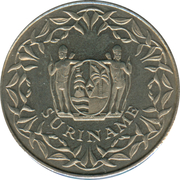 100 Cents -  obverse