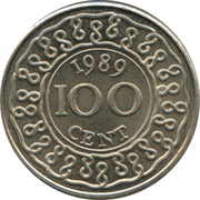 100 Cents – reverse