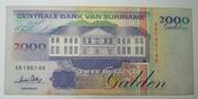 2,000 Gulden – obverse