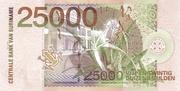 25,000 Gulden – reverse