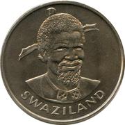 1 Lilangeni - Sobhuza II (FAO) – obverse