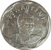 10 Cents - Mswati III – obverse