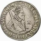 ½ Dalderi - Gustav II Adolf – obverse