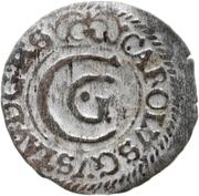 1 Solidus - Carl X Gustav (Riga) – obverse