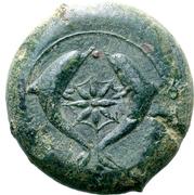 Æ Drachm - Dionysios I – reverse