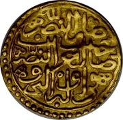 Sultani - Suleiman I (Aleppo) – reverse