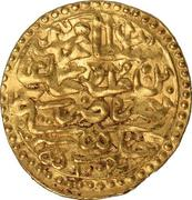 Sultani - Mehmed III (Aleppo) – obverse