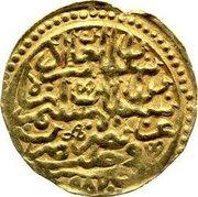 Sultani - Murad III (Aleppo; type 2) – obverse