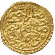 Sultani - Ahmed I (Damascus; type 1) – reverse