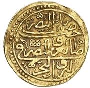 Sultani - Osman II (Damascus) – reverse