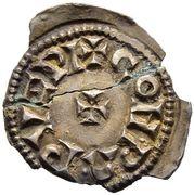 1 Denier - Konrad I der Friedfertige (Orbe) – obverse