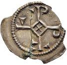 1 Denier - Konrad I der Friedfertige (Orbe) – reverse