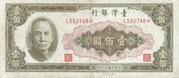 100 New Dollars (white background) – obverse
