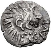1 Denarius (Circle; T) – obverse