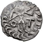 1 Denarius (Circle; T) -  reverse