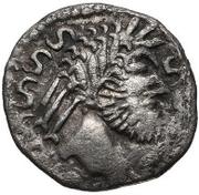1 Denarius - Imitating Marcus Aurelius, 161-180 (Group 1) – obverse