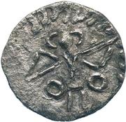 1 Denarius (Circle; circle) – reverse