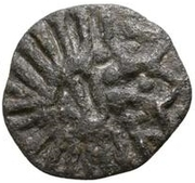 1 Denarius (Cross; circle) – obverse