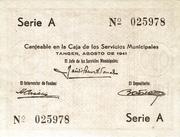0.50 Francos – obverse