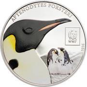 100 Shillings (WWF Emperor Penguin) – reverse