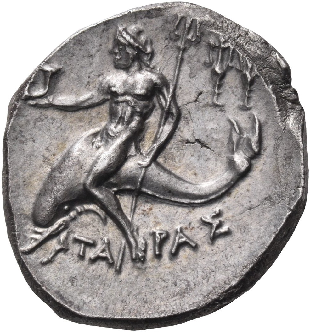Nomos - Tarentum - Numista
