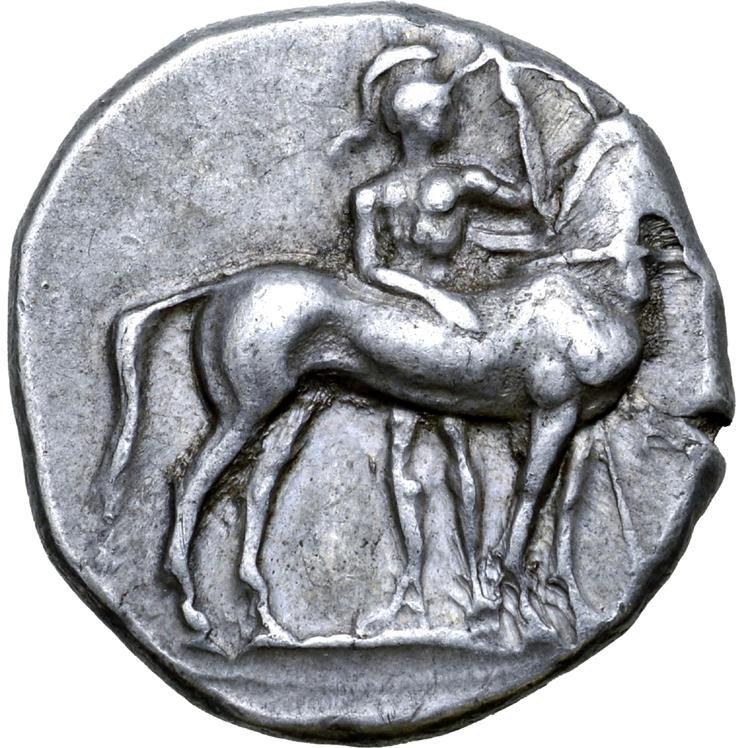 Nomos - Philokles - Tarentum - Numista
