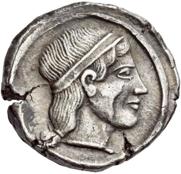 Nomos - Zopyrion - Tarentum - Numista