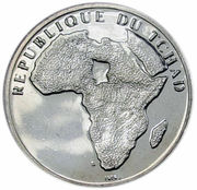 100 Francs (Robert Francis Kennedy) – reverse