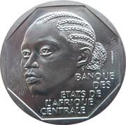 500 Francs (Essai) – reverse