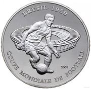 1000 Francs  (World Cup Brazil 1950) – reverse